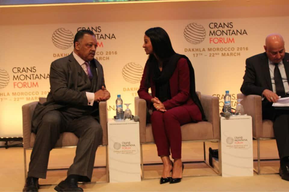 Une 27ème session du Crans Montana Forum à Dakhla en deux temps : sur terre et sur mer. Un inédit !