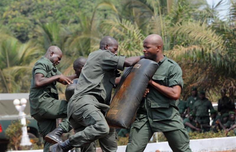L'armée guinéenne forme 1000 hommes pour suppléer sa force déployée au Mali