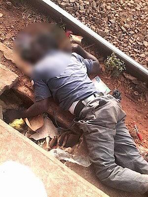 Dubréka : Un jeune étudiant retrouvé mort sur les rails à Kagbelen