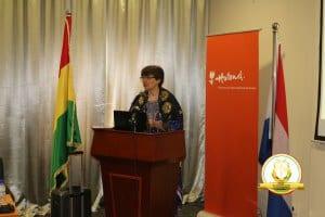 Entreprises néerlandaises séjournent à Conakry