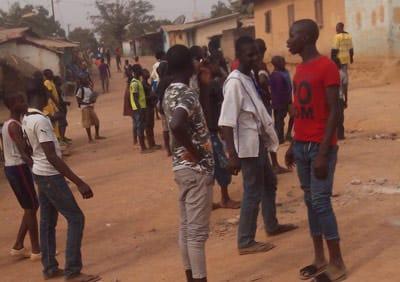 Guinée : Trois présumés voleurs lynchés à mort à N 'Zérékoré dans le sud est du pays