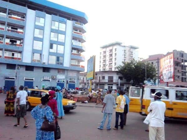 Conakry Ville