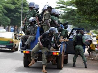 Gendarme guinéen