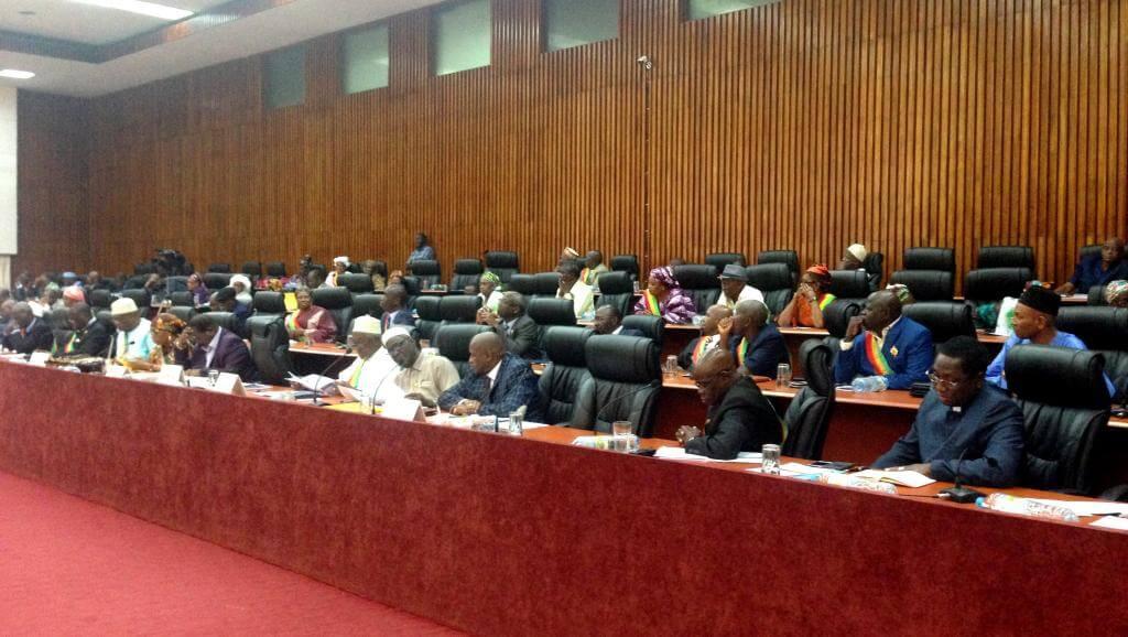 L'Assemblée nationale guinéenne
