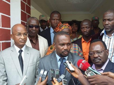 Opposition guinéene