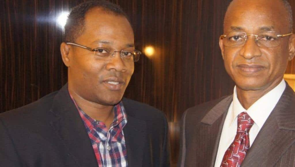 Ousmane Gaoual Diallo. © Site officiel d'Ousmane Gaoual Diallo
