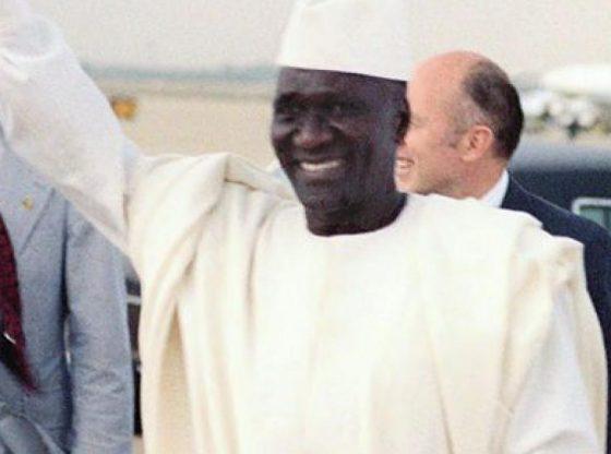 L'ancien président guinéen Sékou Touré, mort il y a 30 ans, le 26 mars 1984 (archive). © Wikimedia
