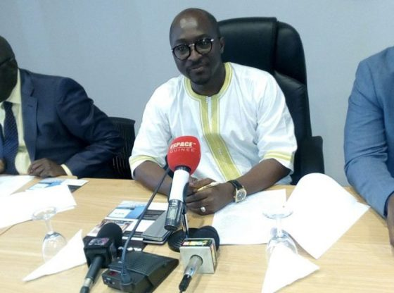 Mohamed Lamine Doumbouya affiche ses ambitions pour 2018