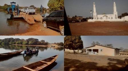 Guinée : L'axe routier Bantoun-Kansira-Kouroussa-Kankan menacé