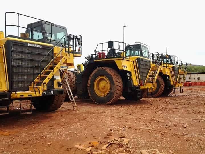 Gouvernance minière en Guinée : La Société Minière de Dinguiraye prolonge son contrat de Léro à 10 ans