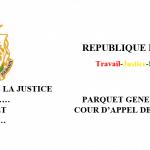 COMMUNIQUE DU PARQUET GENERAL DE LA COUR D'APPEL DE CONAKRY