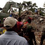 Guinée : le bilan de l'effondrement d'un immeuble s'alourdit à 4 morts et plusieurs blessés