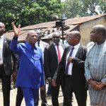 Conakry vision 2040: Le Président Alpha Condé visite les domaines du Patrimoine bâti public
