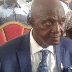 Deuil: Le feu Honorable Abdoulaye SYLLA  a reçu  tous les honneurs ce jeudi au palais du peuple