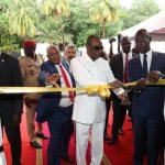 Hôtellerie: Le Président Alpha CONDE inaugure les hôtels ONOMO et Kaloum