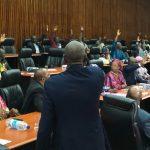 Prévention et résolution des conflits: Des personnalités guinéennes de grandes intégrité présentées à l'Assemblée Nationale