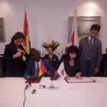 Guinée : 120 millions F CFA du Japon pour la construction de salles de classe