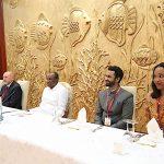 Saden : Diner à Sékhoutouréya  Le Président Alpha Condé rassure les entrepreneurs