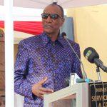 Guinée : Le président de la République accompagnée par la jeunesse