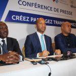 Salon des Entrepreneurs de Guinée: Trois projets jeunes retenus par le jury