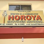 58 ans du quotidien national « Horoya »  Le Chef de l'Etat a présidé l'événement