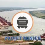 Le consortium SMB-Winning a transporté un volume record de 300 000 tonnes de bauxite entre la Guinée et la Chine