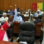 Parlement de la Guinée: Le débat d'orientation budgétaire de l'année 2019 a démarré