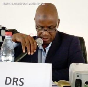 Dr Adama Kaba, directeur régional de la santé