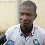 Mamadou maladho Diaouné chargé aux affaires électorale de l'UFDG