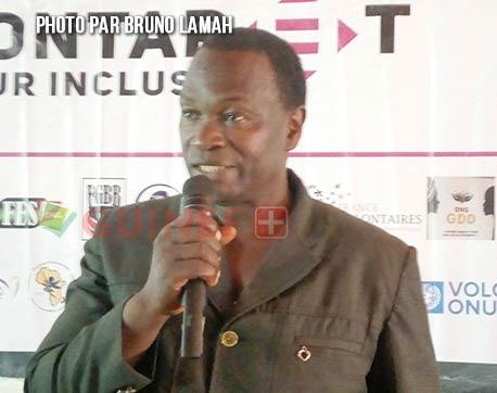 Dr Monècé Haba vice recteur chargé de la recherche à Université de N'Zérékoré