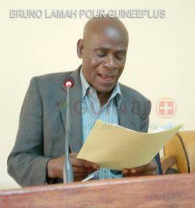 M. Augustin Haba, conseillé à la bonne gouvernance du gouvernorat