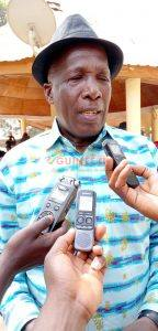 préfet de N'Zérékoré, Elhadj Sory Sanoh
