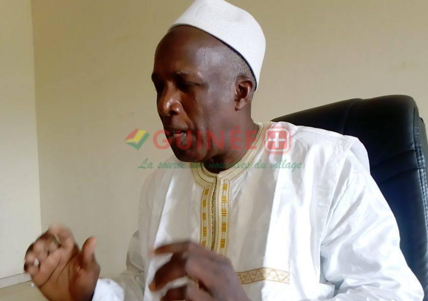 Le préfet de N'Zérékoré Sory SANOH