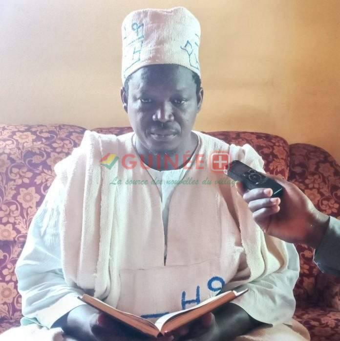Imam Nanfo Ismaël Diaby