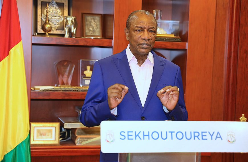 Guinée : les mises en garde d'Alpha Condé