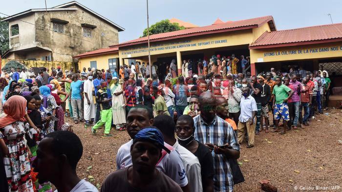 Guinée/présidentielle 2020: le taux de participation estimé à plus de 75%