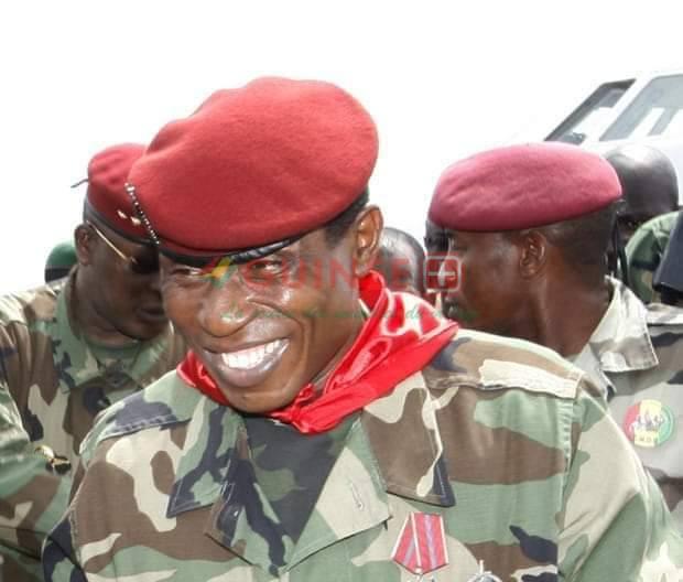 Présidentielle sous haute tension : l'ancien président Moussa Dadis Camara, adresse un message de paix à ses compatriotes guinéens.