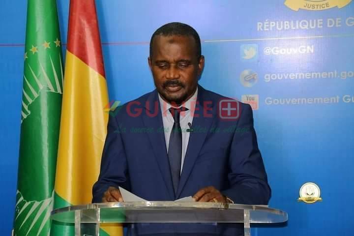 """Déclaration de Cellou Dalein Diallo : le gouvernement qualifie """"d'irresponsable et antidémocratique"""" et menace de poursuivre à la justice le président de l'UFDG."""
