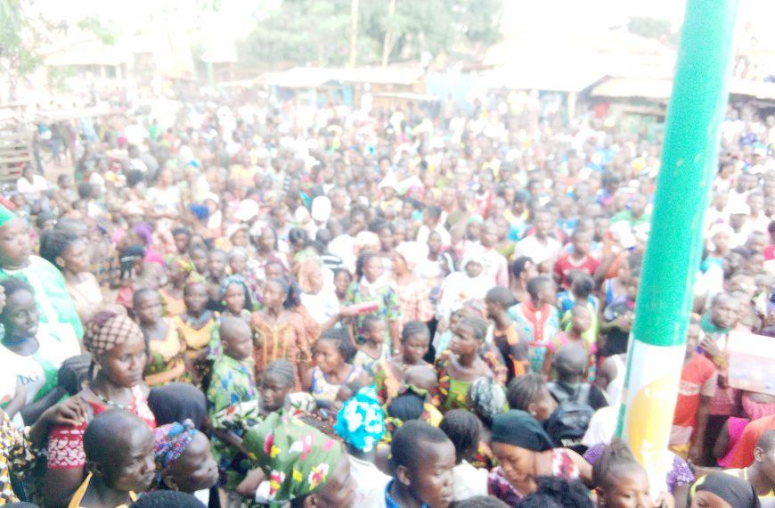 Péla (Yomou): un bras de fer tendu entre la CESPI et l'opposition