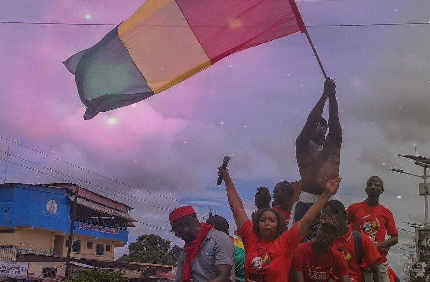 GUINEE CONAKRY – L'ÉLECTION PRÉSIDENTIELLE RÉVEILLE LA HAINE ETHNIQUE