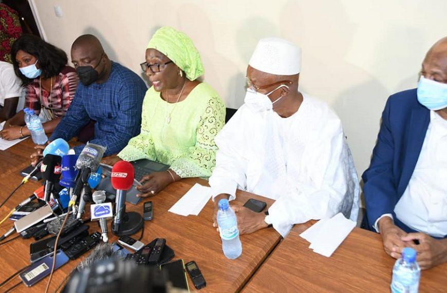 Guinée : Ce que le pouvoir reproche aux cadres de l'UFDG et du FNDC opposé et écroués