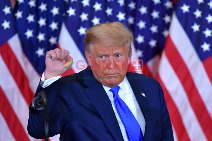 Résultats élection américaine : Donald Trump est-il prêt à tout pour s'accrocher au pouvoir ? Crédit Image : MANDEL NGAN / AFP | Crédit Média : RTL | Durée : 02:40 | Date : 06/11/2020