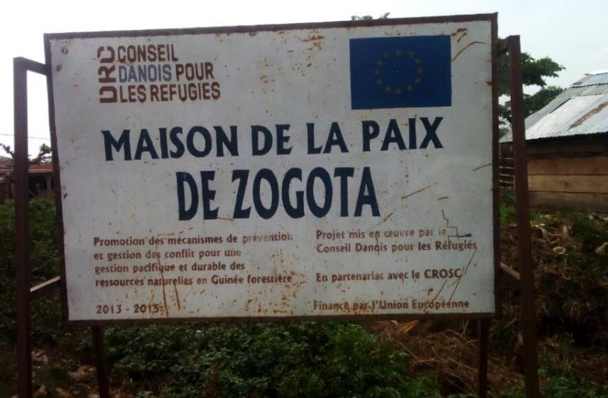 """Condamnation de la Guinée par la cour de la CEDEAO : nous serions contents du gouvernement quand nous apprenions que les acteurs sont en prison"""" dit le président du district de Zogota."""